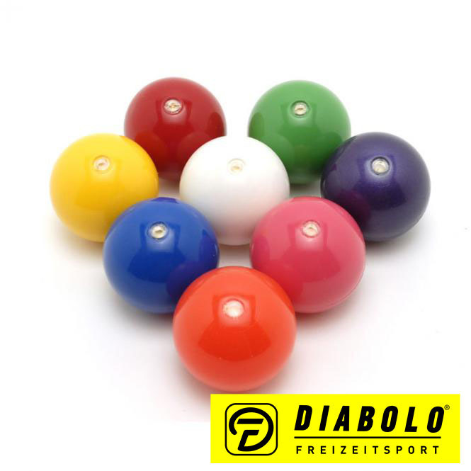63mm bubble ball jonglierball mb www diabolo. Black Bedroom Furniture Sets. Home Design Ideas