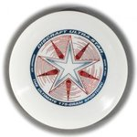 175g Night Glow Frisbee Ultra Star