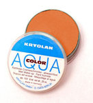 8ml orange Aqua Schminke Kryolan