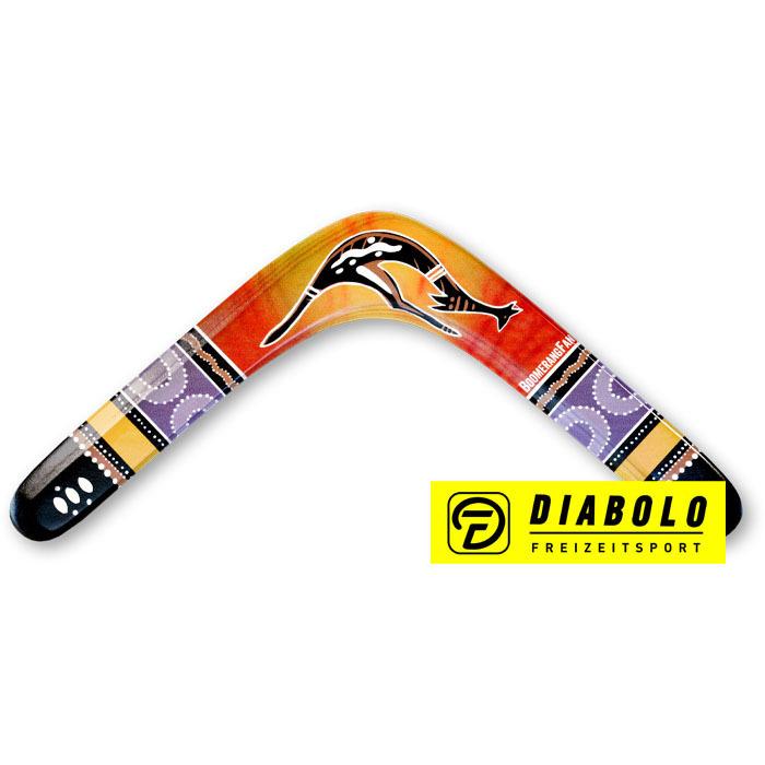 BoomerangFan Bumerang Original Falcon Profi für Rechtshänder oder Linkshänder