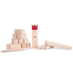 Kubb Original Red King